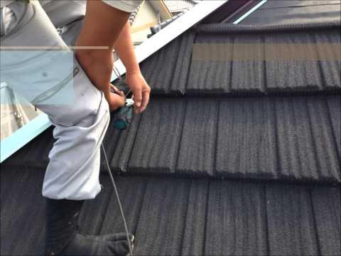 三重県菰野町K様・デクラ屋根システム(コロナ)屋根カバー工法|雨漏り修理専門 情熱リノベーション(株)