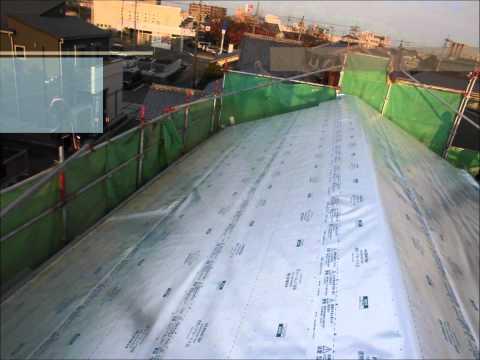 三重県津市K様・KMEW(ルーガ雅)屋根葺き替え工事|雨漏り修理専門 情熱リノベーション(株)