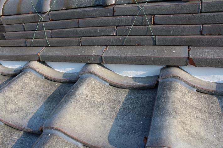 屋根漆喰-8