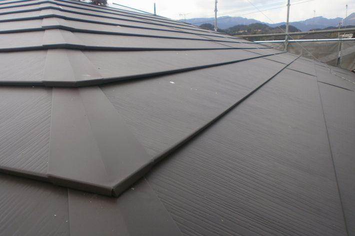 『屋根カバー工法・ガルテクトF アイジー工業』三重県津市稲葉町 Y様アフター画像