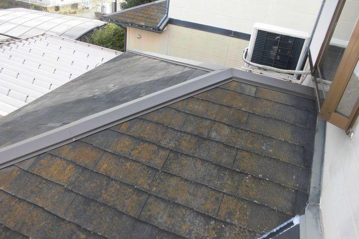 『屋根カバー工法・コロナ デクラ屋根システム』三重県松阪市舞出町 N様ビフォー画像
