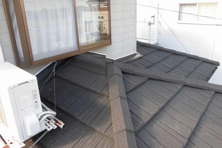 『屋根カバー工法・コロナ デクラ屋根システム』三重県松阪市舞出町 N様アフター画像