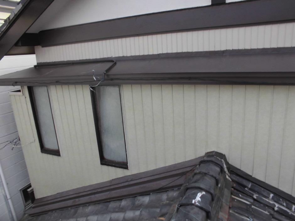『部分屋根葺き直し工事・たてひら』三重県志摩市阿児町 K様アフター画像