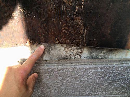 外壁屋さんが直せる雨漏り